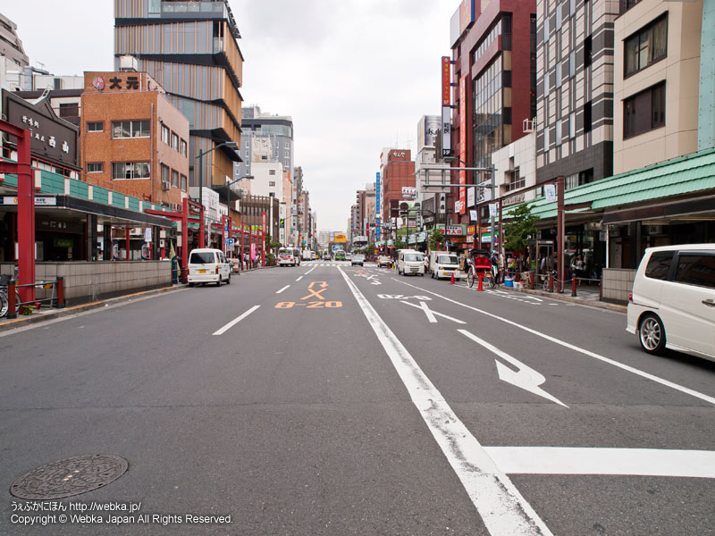 雷門通り - photo12