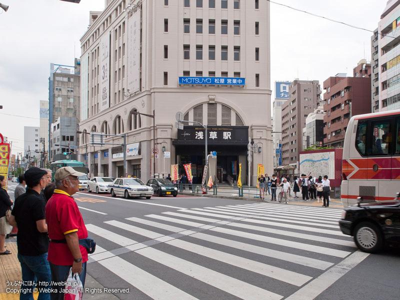 東武浅草駅と松屋 - photo14
