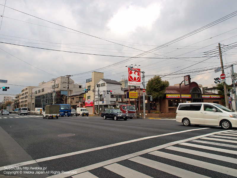 環七通り北千束五差路 - photo12