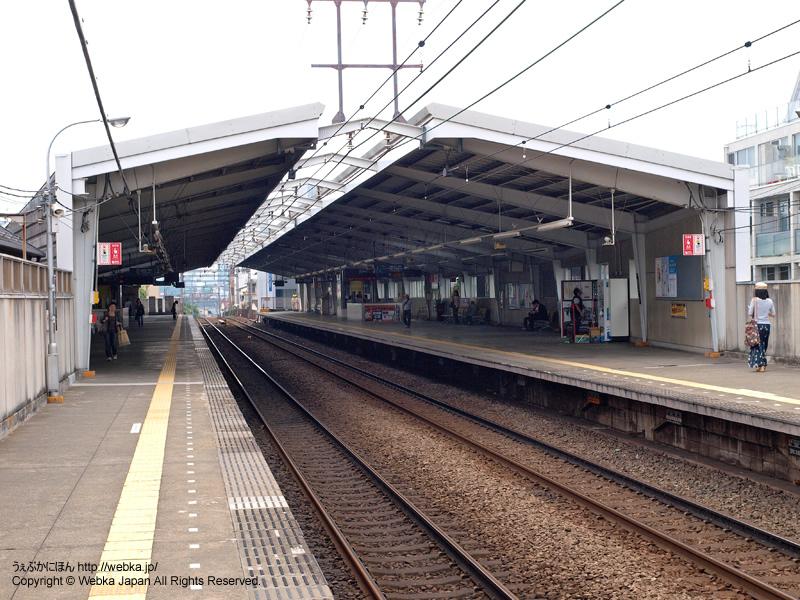 祐天寺駅ホーム - photo5