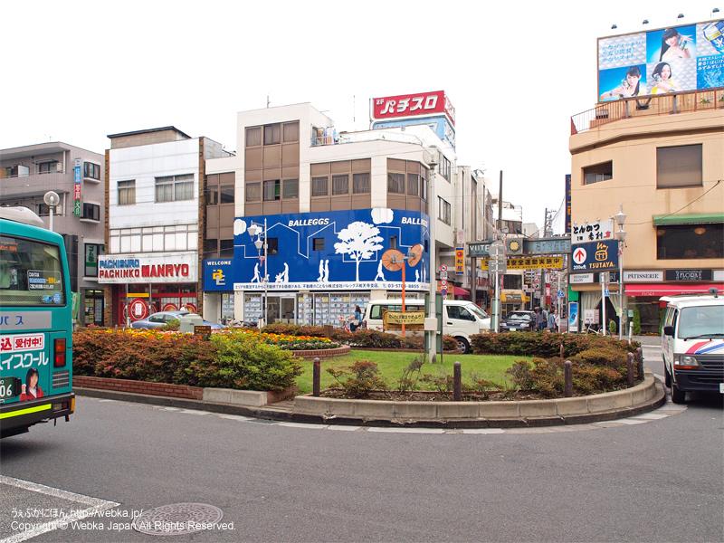 祐天寺駅前ロータリー - photo11