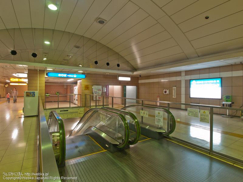 踊場駅 エスカレーター - photo10
