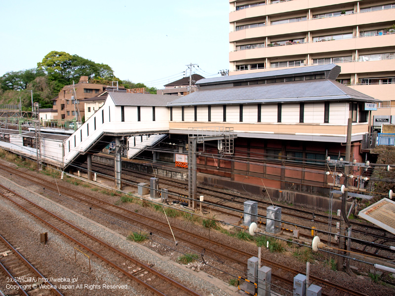 神奈川駅を青木橋より望む - photo5