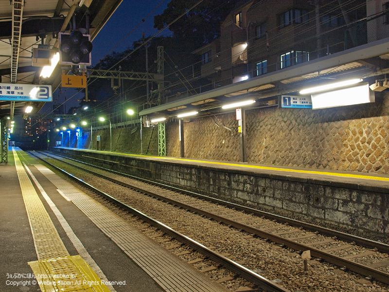神奈川駅の2番線ホームから - photo6