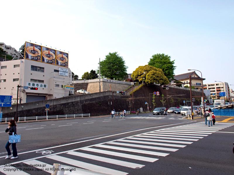 青木橋交差点 - photo11