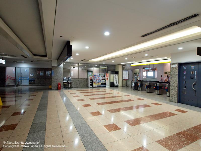 上大岡駅の改札 - photo6