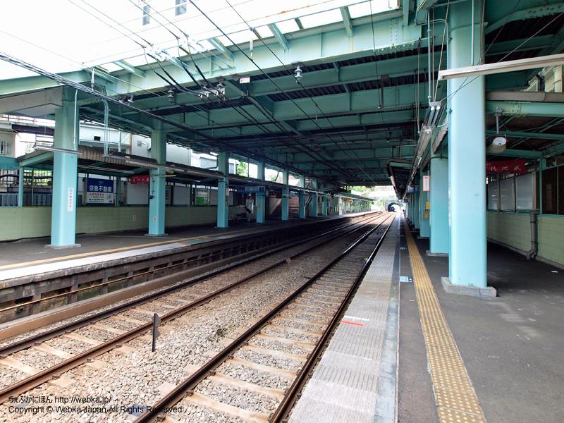 弘明寺駅(京急)ホーム - photo5