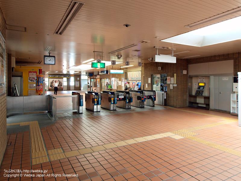 弘明寺駅(京急)改札 - photo4