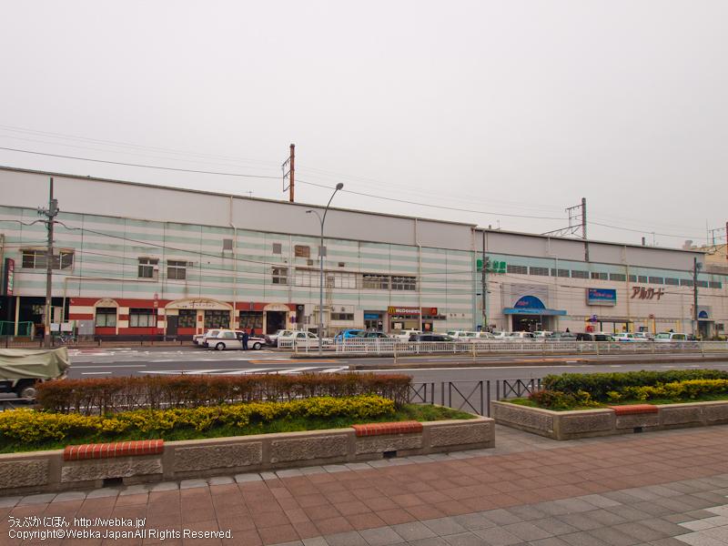 新杉田駅と駅ビルのアルガード新杉田 - photo14