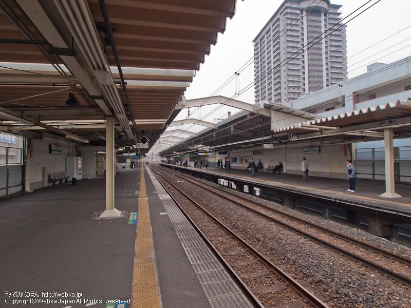 JR新杉田駅のホーム - photo4