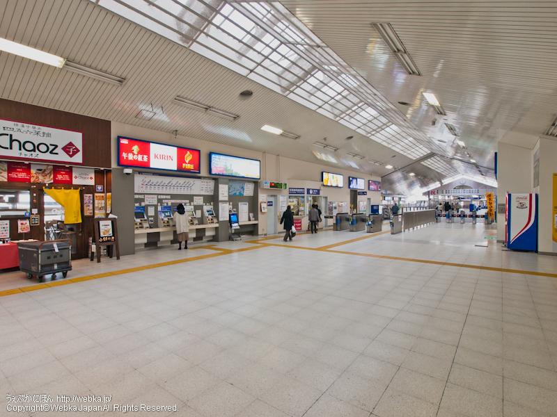 シーサイドライン新杉田駅の改札前 - photo8