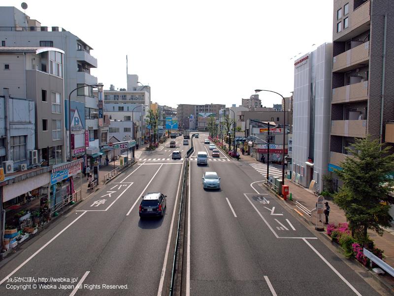 国道一号と東横反町駅前バス停 - photo15
