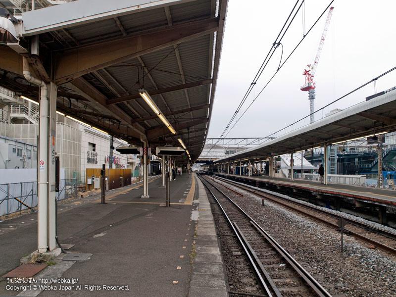 JR戸塚駅のホーム - photo7