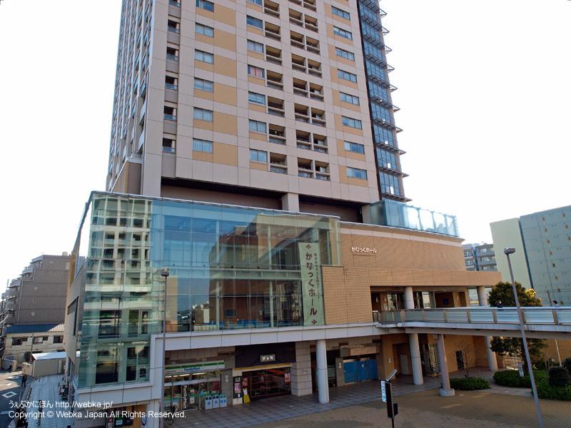 東神奈川駅東口横のかなっくホール - photo17