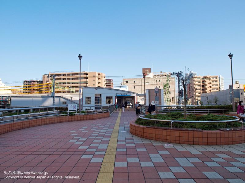 仲木戸駅と東神奈川駅を連絡するペデストリアンデッキ - photo5