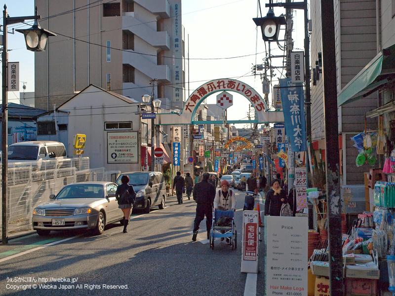 六角橋商店街六角橋大通り - photo13
