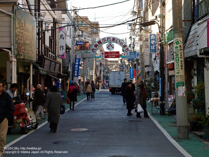 六角橋ファミリー通り商店街方面 - photo12