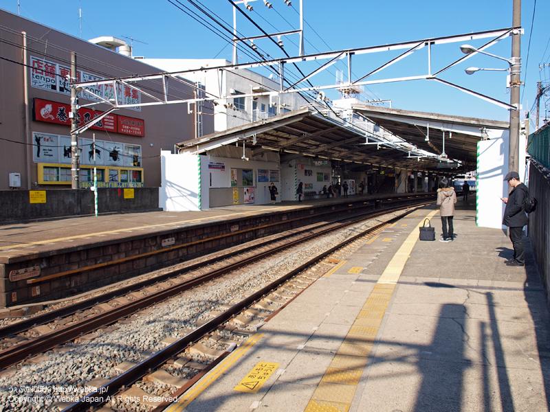白楽駅ホーム - photo5
