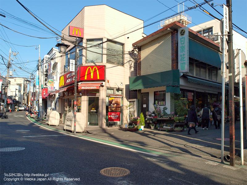 白楽駅から旧綱島街道へ出る交差点 - photo16