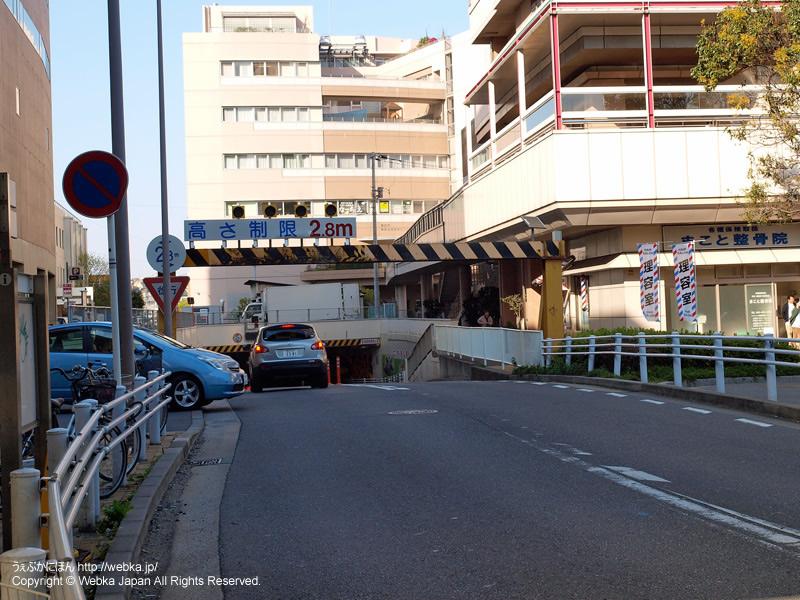 東神奈川駅西口と東口を繋ぐ地下道路出入口(東口側) - photo14
