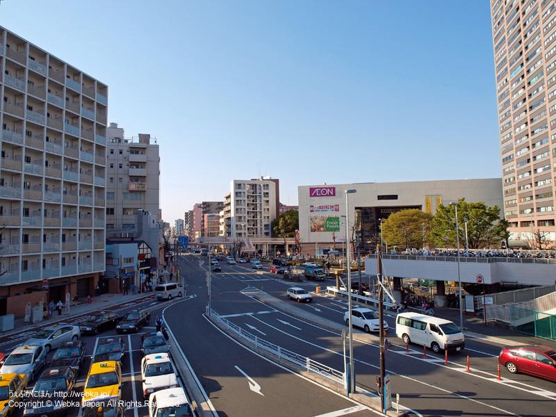 東神奈川駅西口駅前の景色 - photo11