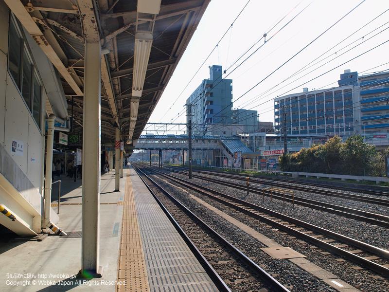 東神奈川駅のホーム - photo9