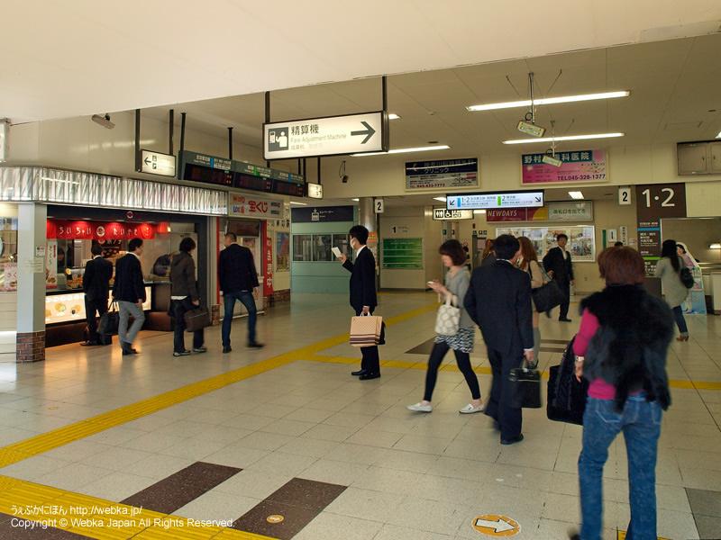 東神奈川駅構内 - photo7