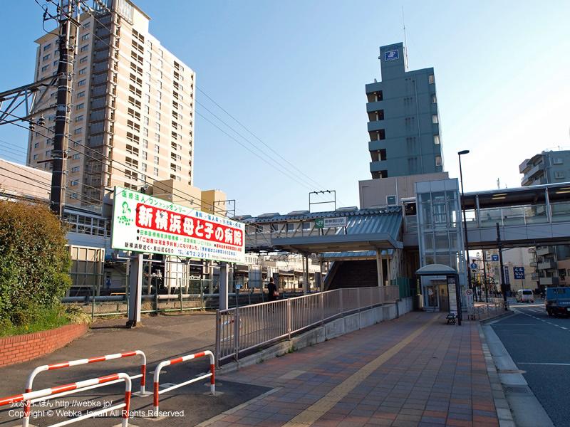 東神奈川駅西口とバス亭 - photo6