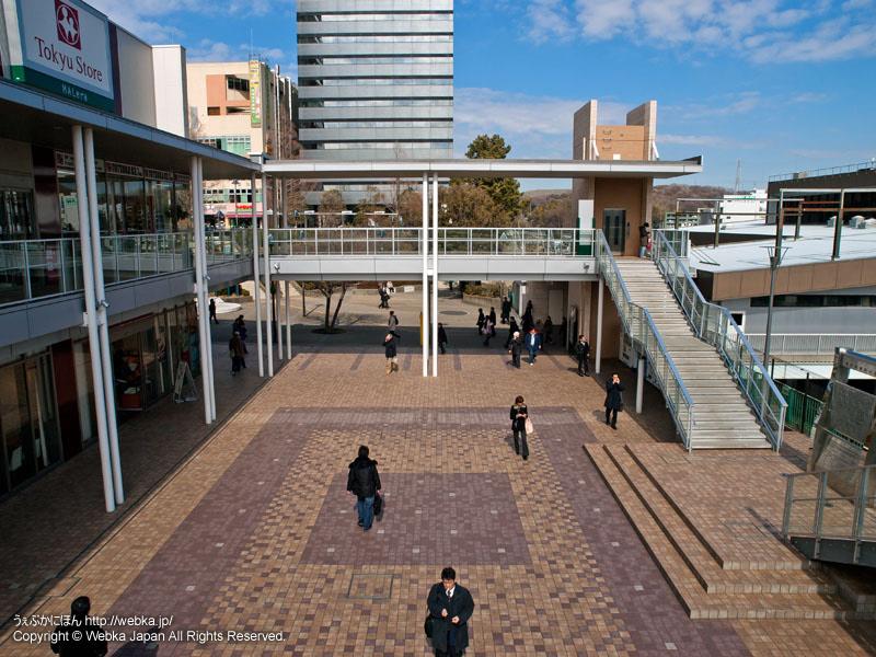 JR東戸塚駅 西口駅前の景色 - photo14