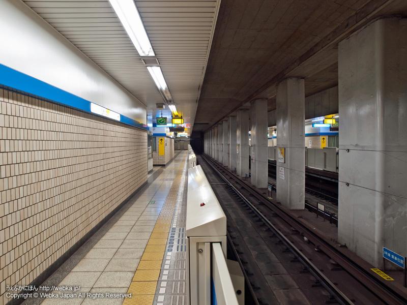 舞岡駅の2番線ホーム - photo10