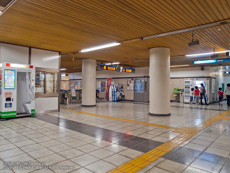 舞岡駅の改札前 - photo4
