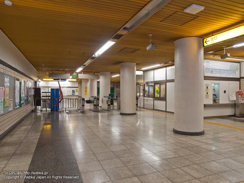 舞岡駅の改札内 - photo7