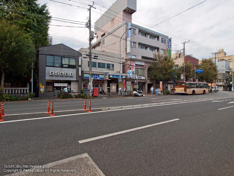 蒔田駅前の鎌倉街道 - photo11