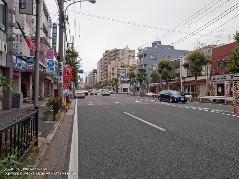 蒔田駅前の鎌倉街道 - photo12