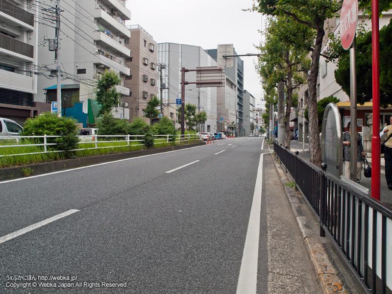 蒔田駅前の鎌倉街道 - photo13