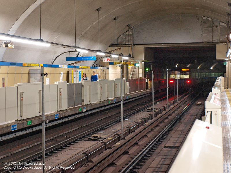 三ツ沢下町駅 ホーム - photo8