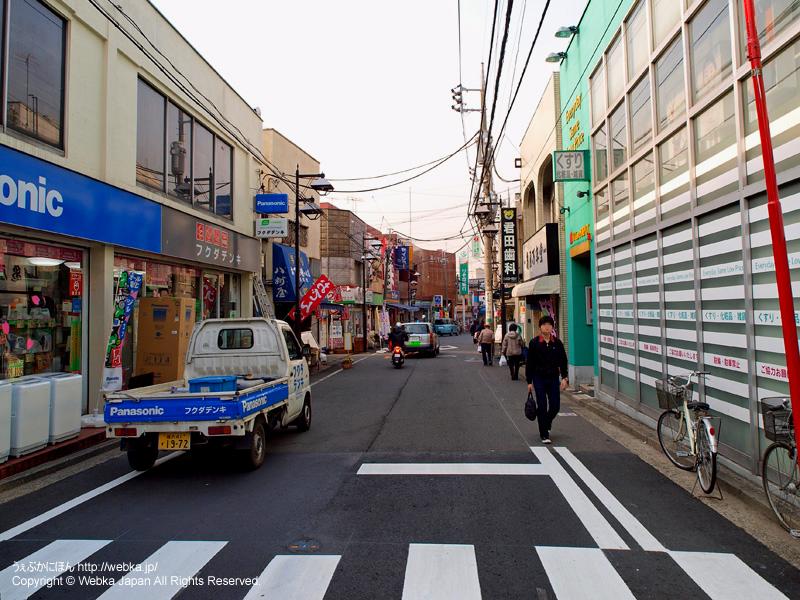 妙蓮寺駅前商店街・妙蓮寺ニコニコ会 - photo12