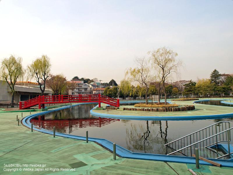 菊名池公園プール - photo17