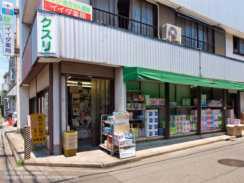 Pharmacy Iida