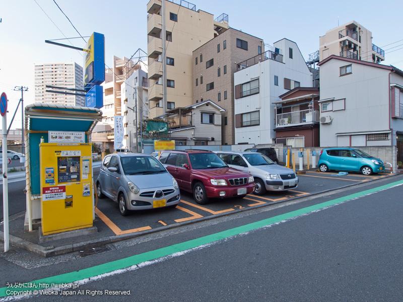 タイムズ東神奈川駅前第3