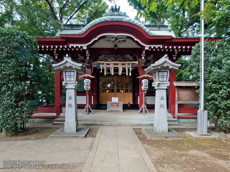 駒繋神社の画像4
