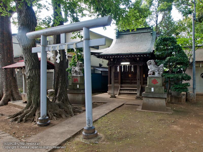 駒繋神社の画像6