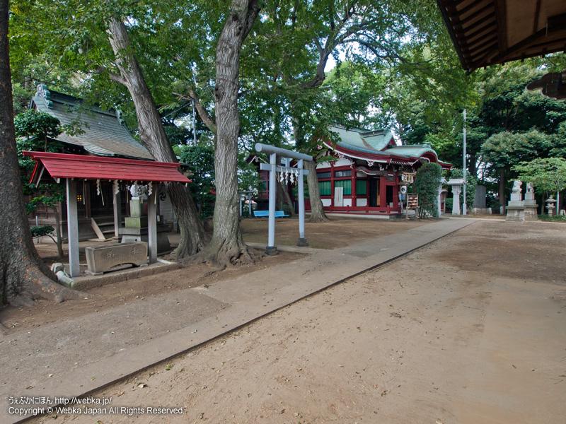 駒繋神社の画像5
