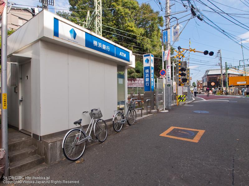 横浜銀行 京急弘明寺駅出張所の画像5