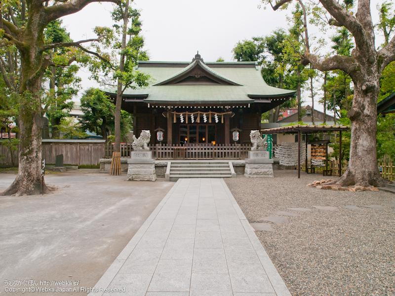 日枝神社の画像4