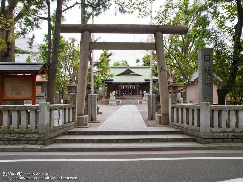 日枝神社の画像3