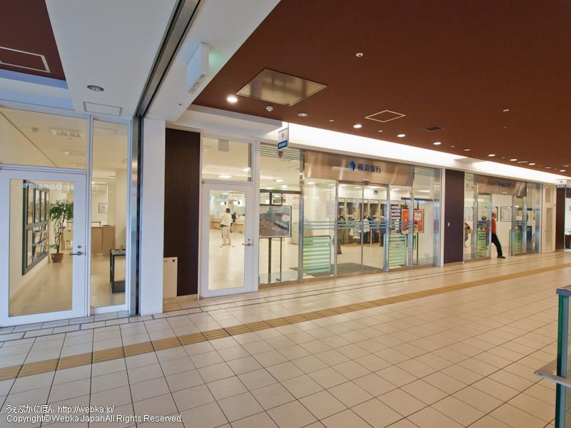 横浜銀行戸塚支店の画像4