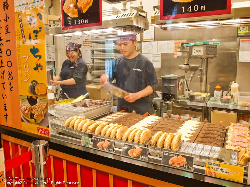 おめで鯛焼き本舗 トツカーナモール店の画像4