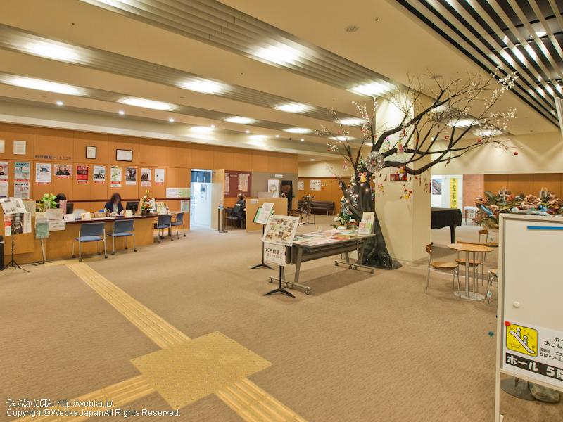 磯子区民文化センター 杉田劇場の画像4