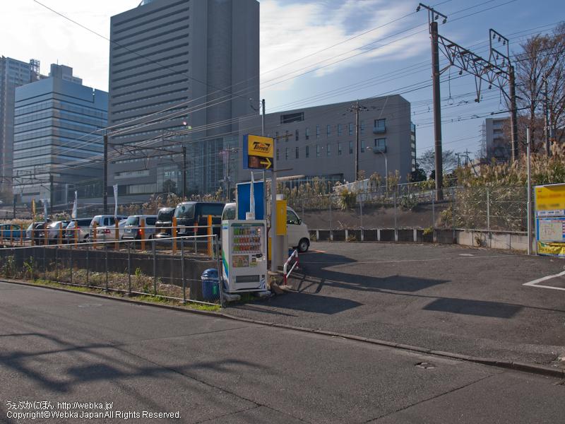 タイムズJR戸塚品濃町